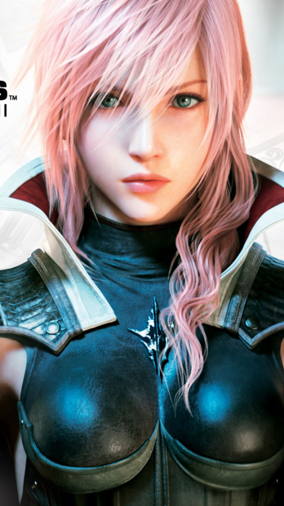 Returns Final Fantasy XIII Wallpaper   iPhone Wallpapers 576x1024