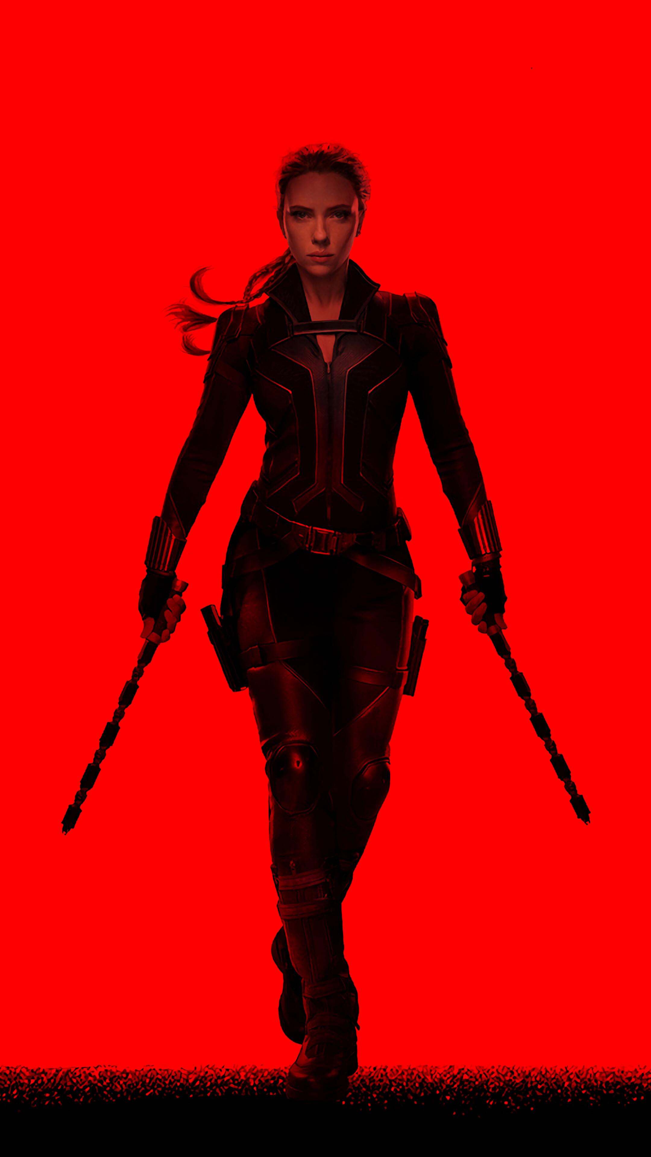 download 47] Black Widow 2020 Wallpapers on WallpaperSafari 2160x3840