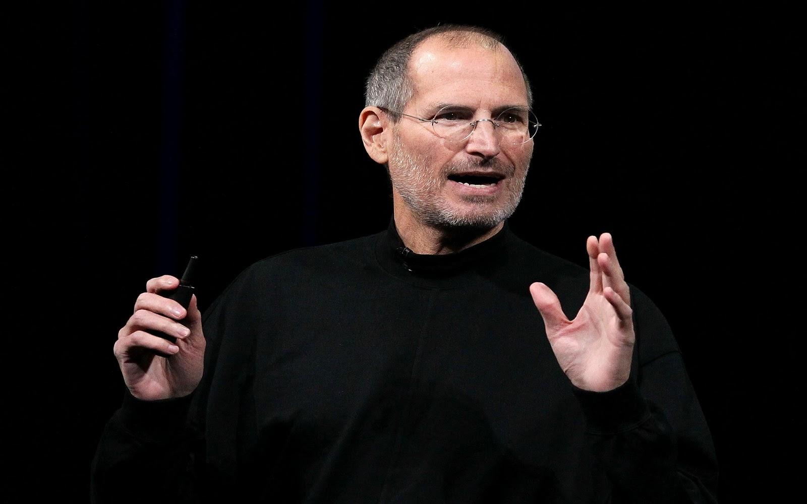 Steve Jobs Wallpaper High Resolution