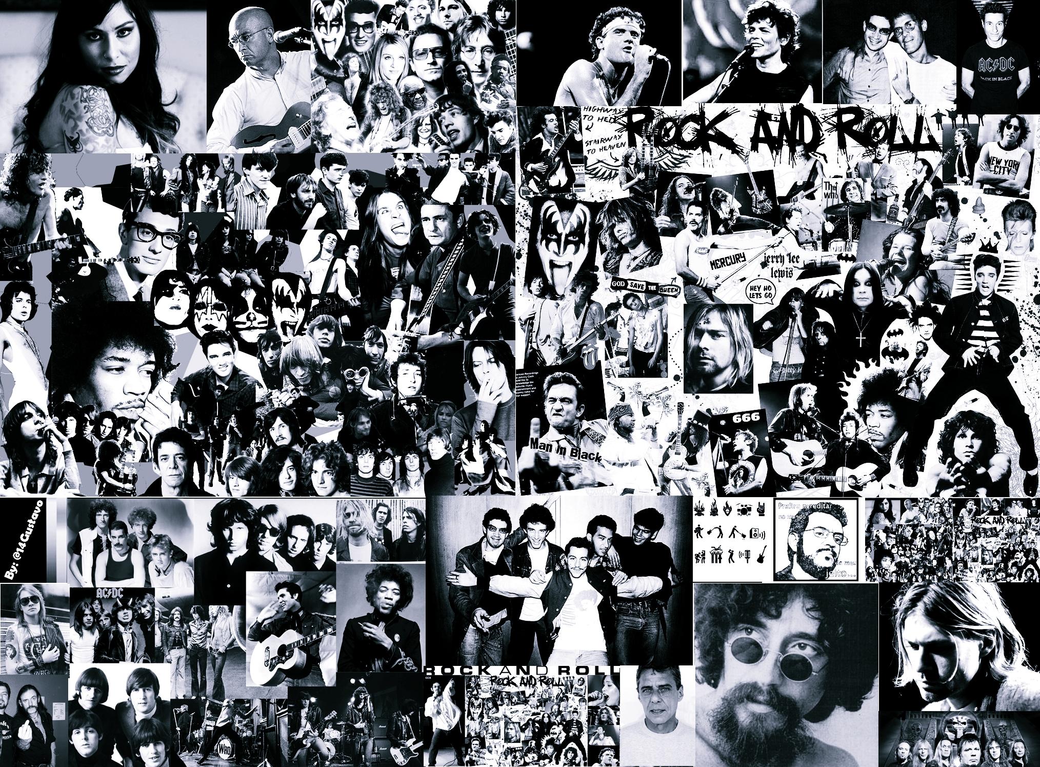 Rock and Roll wallpaper   ForWallpapercom 2028x1495
