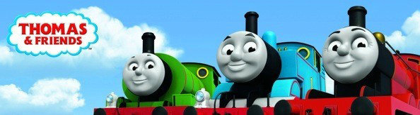 Thomas train wallpaper in Wallpapers from Home Garden on Aliexpress 594x164