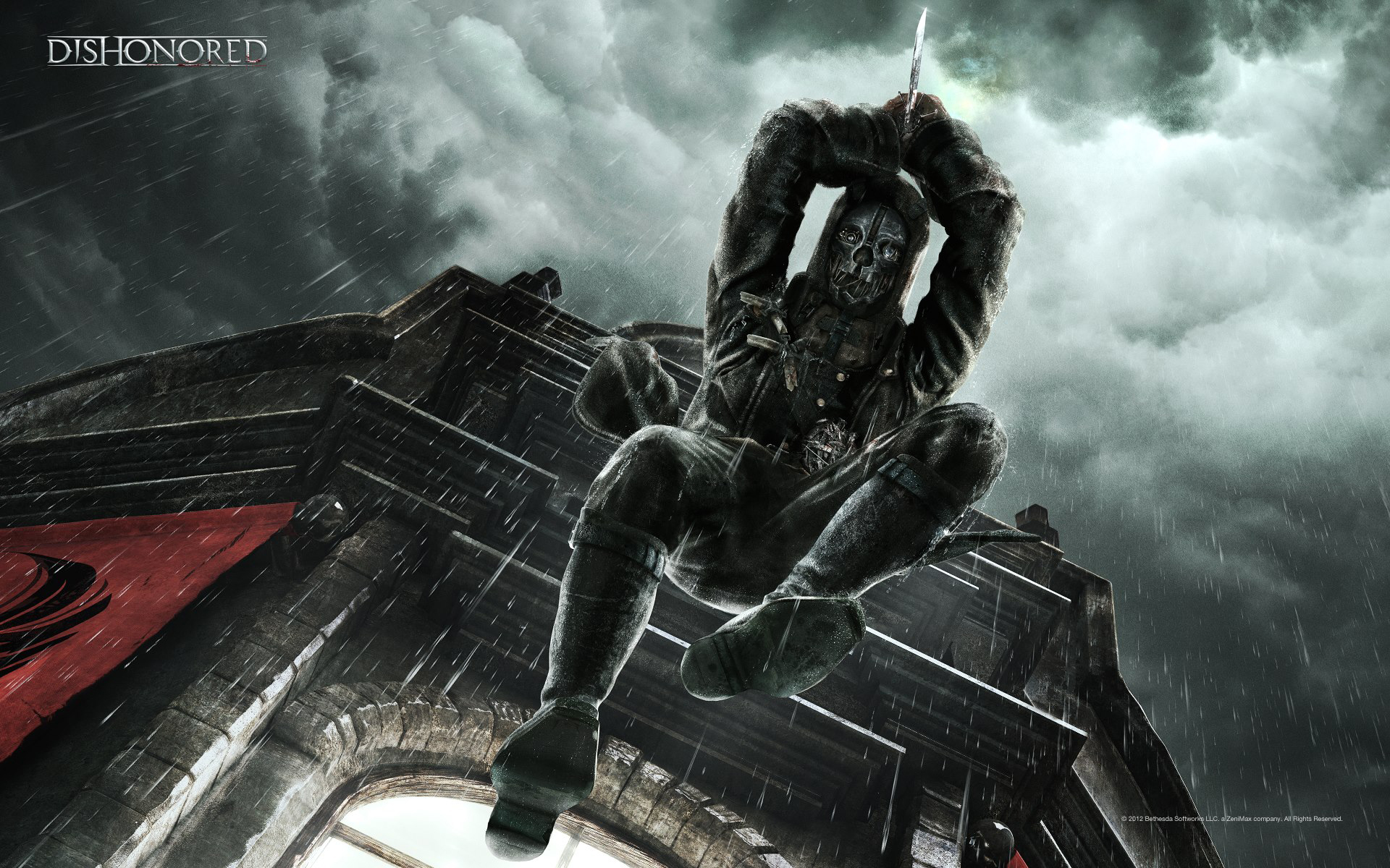 Dishonored Video Game Wallpapers HD Wallpapers 1920x1200