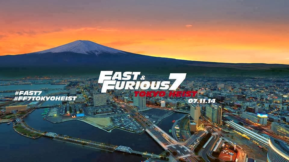 Fast and Furious 7 Posters HD Wallpaper 960x540