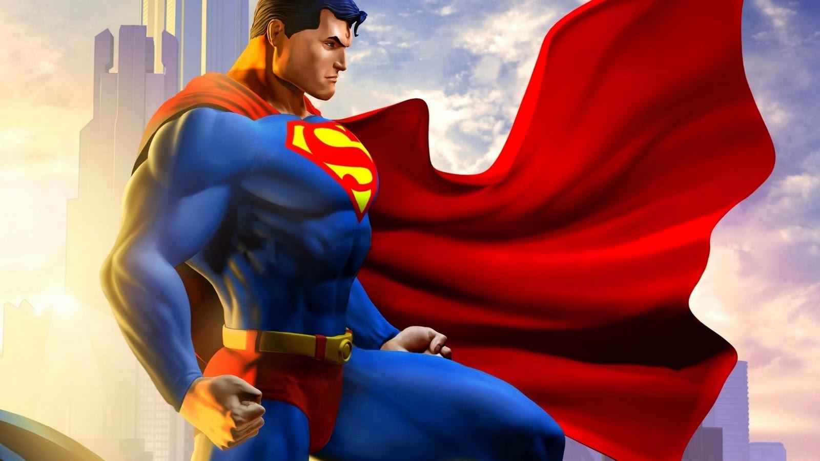 Hd Wallpaper Superman Download Wallpaper DaWallpaperz 1600x900