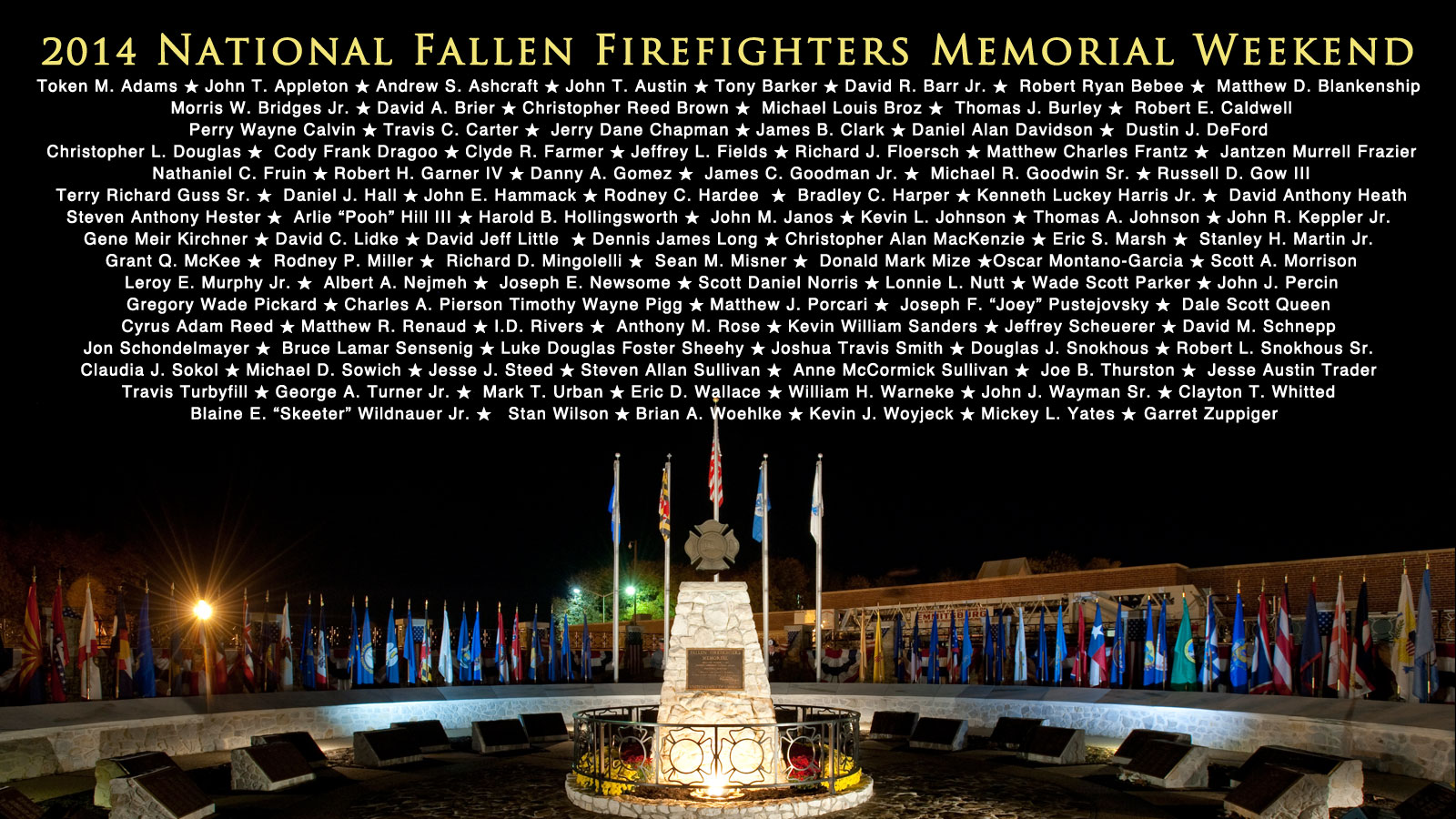 Show Support on Social Media   National Fallen Firefighters Foundation 1600x900