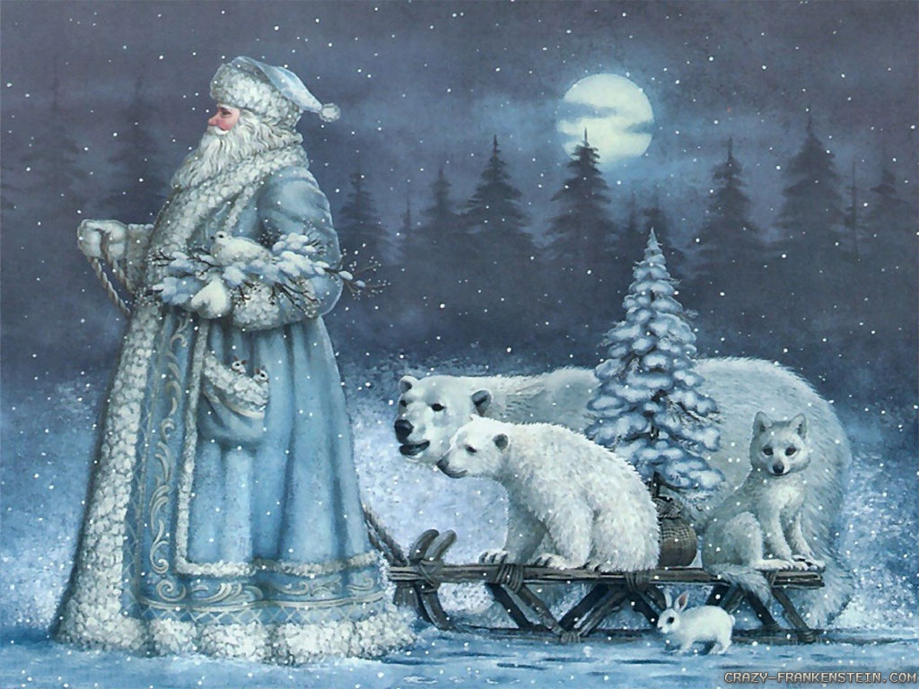 Images of Old Fashioned Christmas Wallpaper 1280x768 - #CALTO