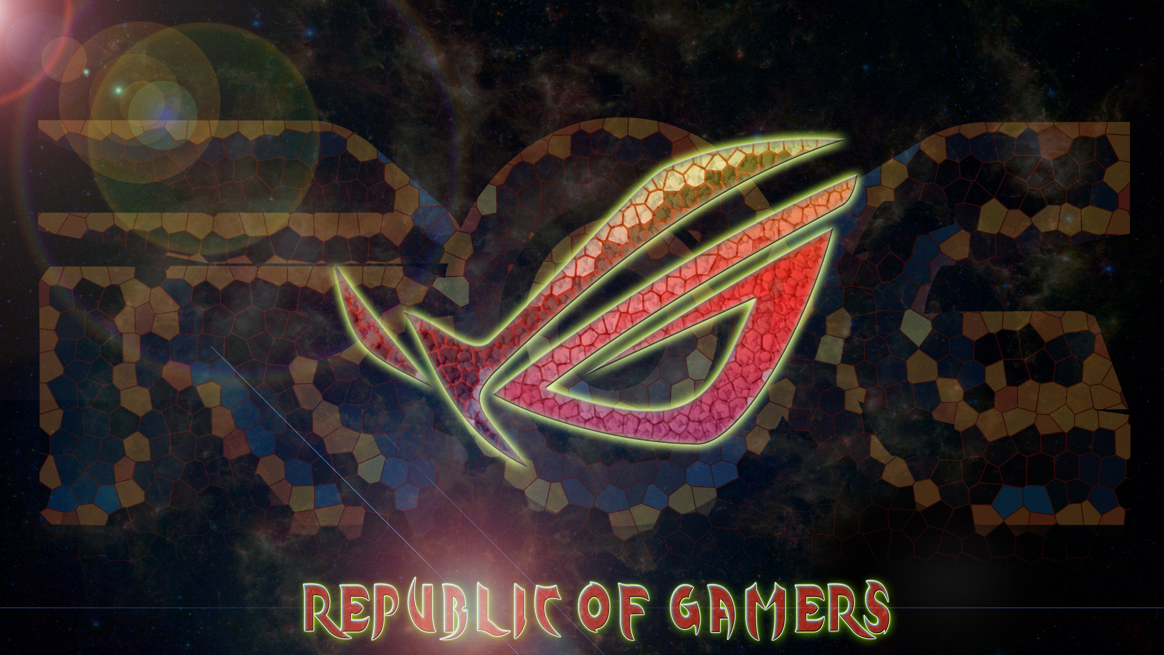 ROG 4K Wallpaper Collection 2014   Republic of Gamers 3840x2160