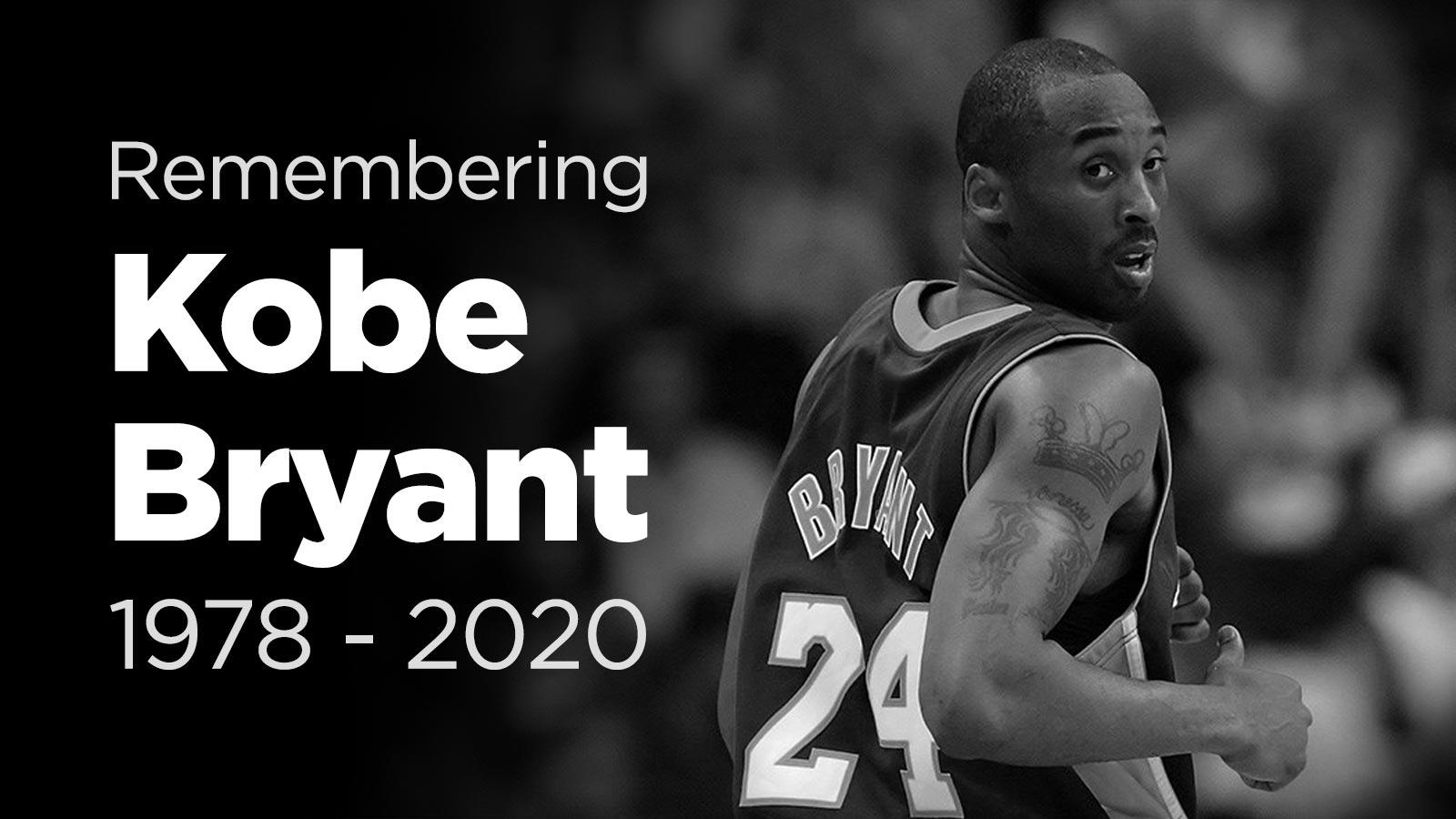 Rip Kobe Bryant Wallpapers   Top Rip Kobe Bryant Backgrounds 1600x900