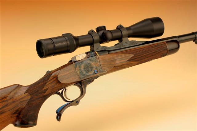 The Ruger No 1 Rifle From the Beginning   Gun Digest 640x426