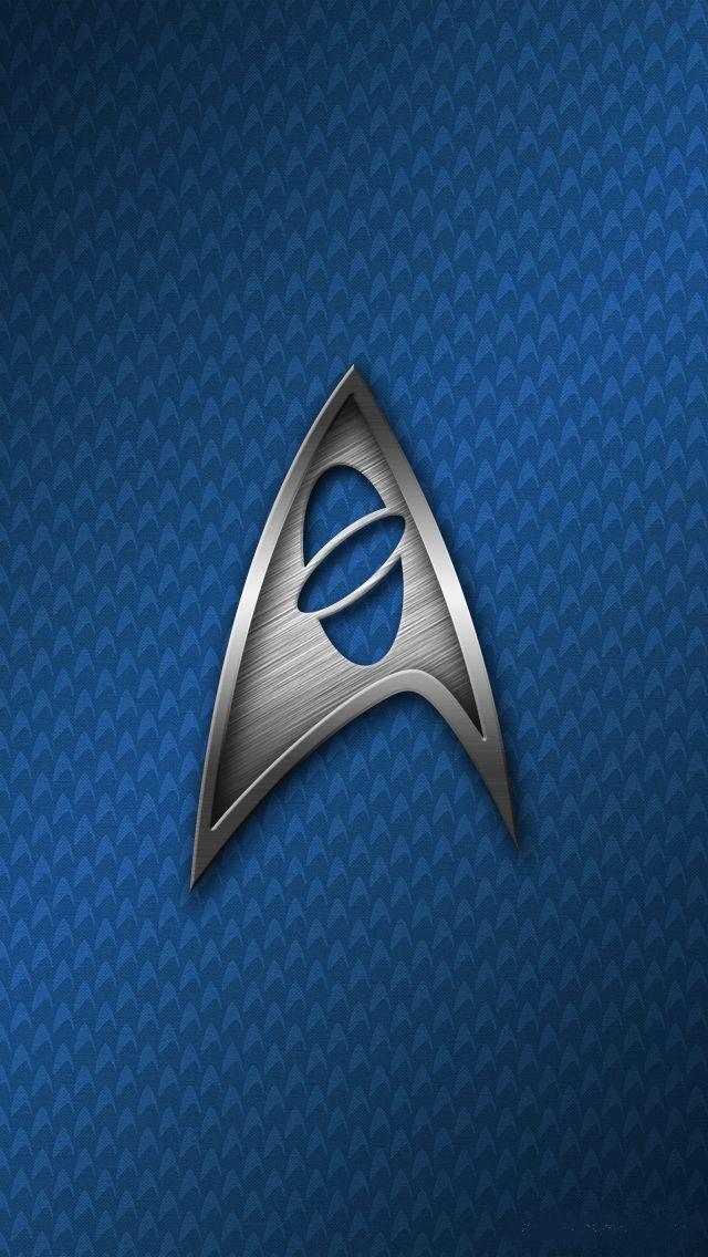 Star Trek Logo The iPhone Wallpapers 640x1136