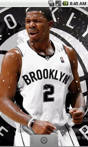 Joe Johnson Live Wallpaper App for Android 307x512