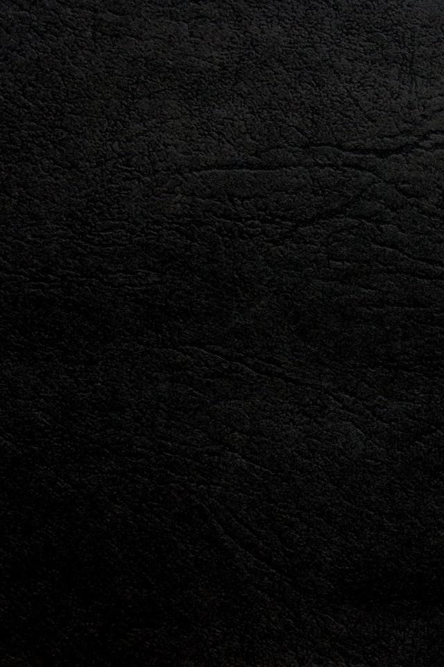 iPhone iBlog Abstract Black Leather iPhone 4 Wallpapers 640x960