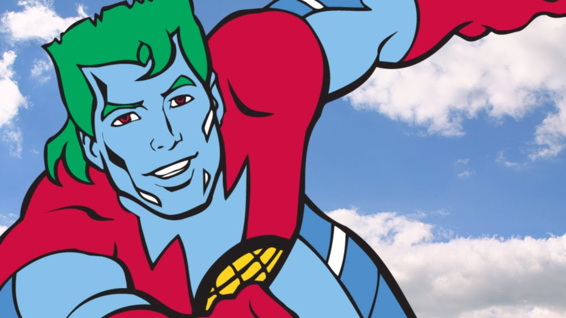 Captain Planet and the Planeteers HD Wallpaper Background Image 1920x1080