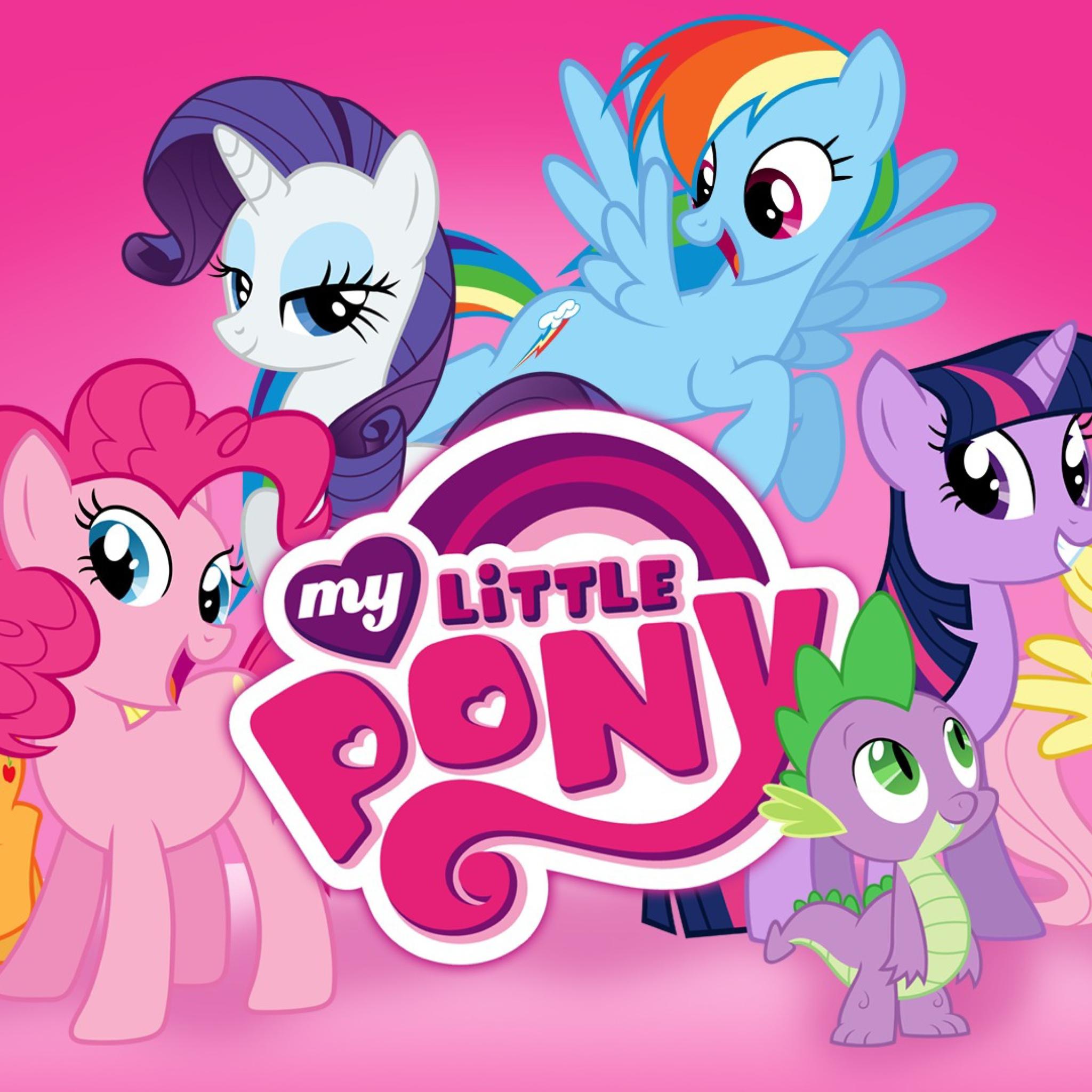 My Little Pony Wallpaper Ipad Wallpapersafari
