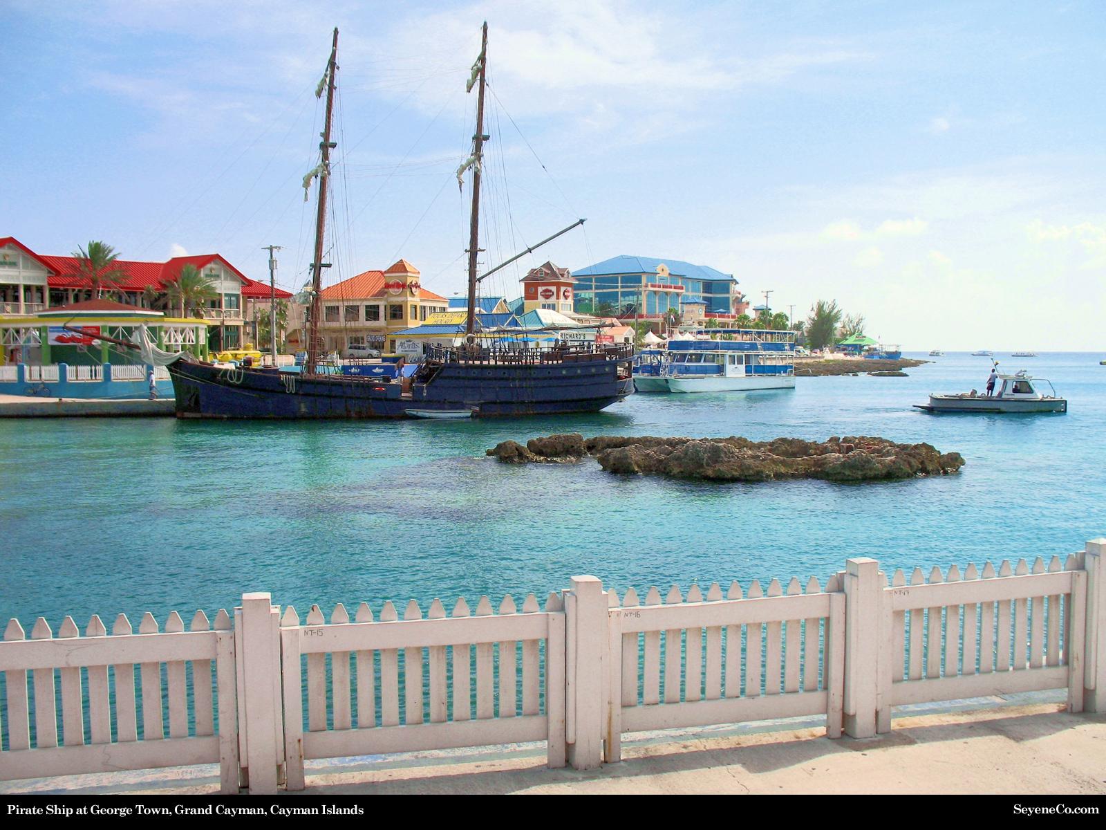 Cayman Islands Desktop Wallpaper from SeyeneCo 1600x1200