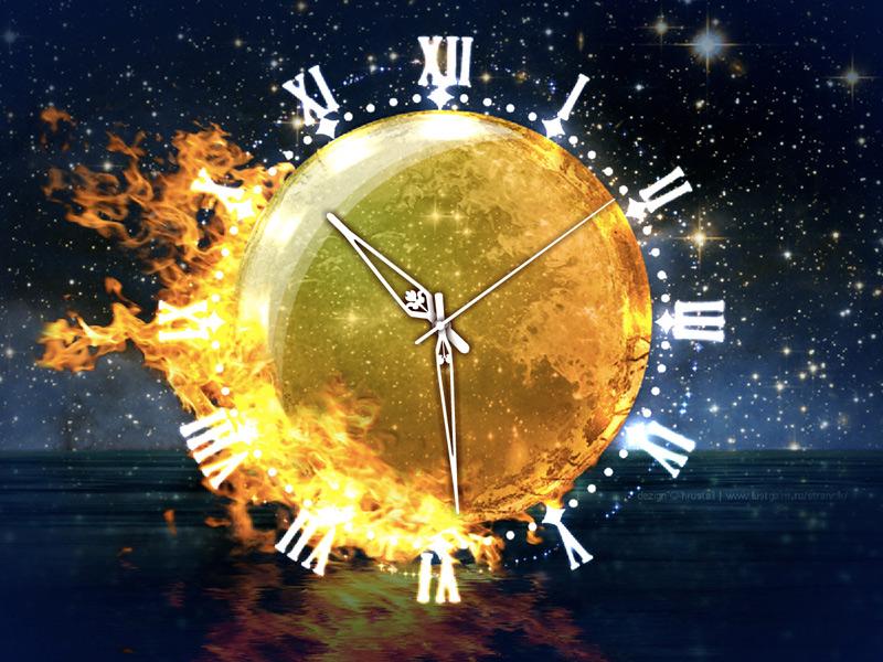 Clocks Screensavers