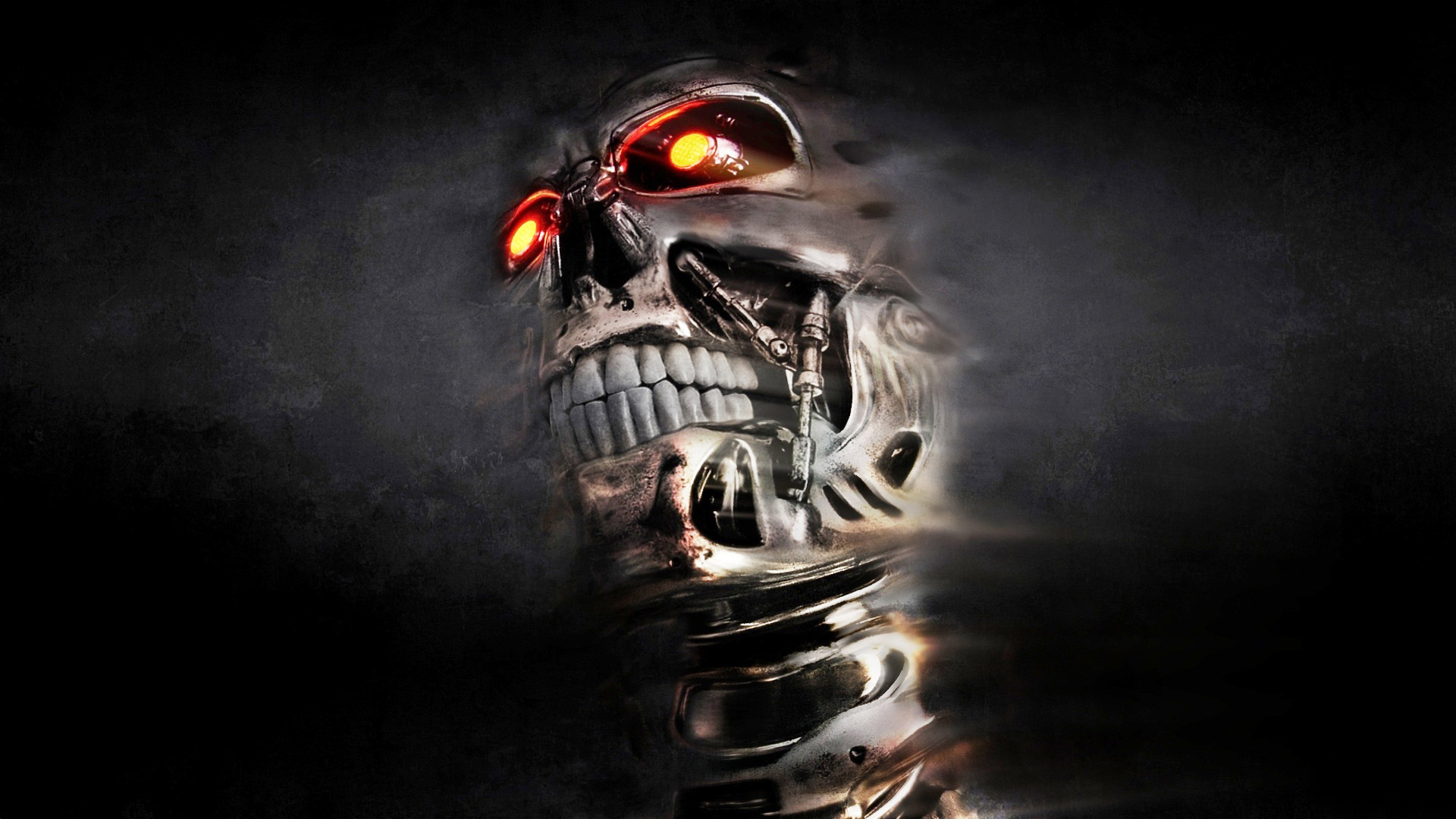 Pics Photos   3d Skull Wallpaper Hd Download 1920x1080