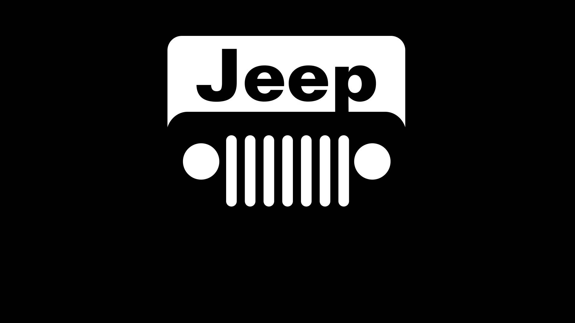 Jeep Logo Wallpapers 1920x1080