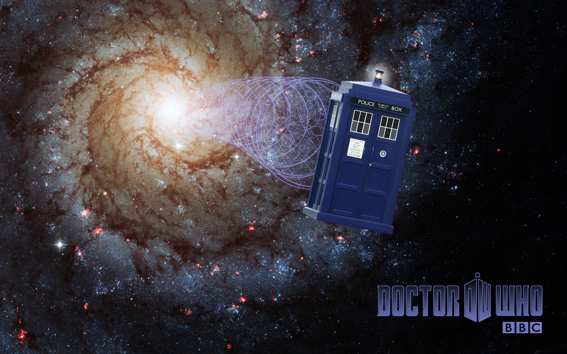 Download Doctor Who Wallpapers Tardis pictures in high definition or 1920x1200