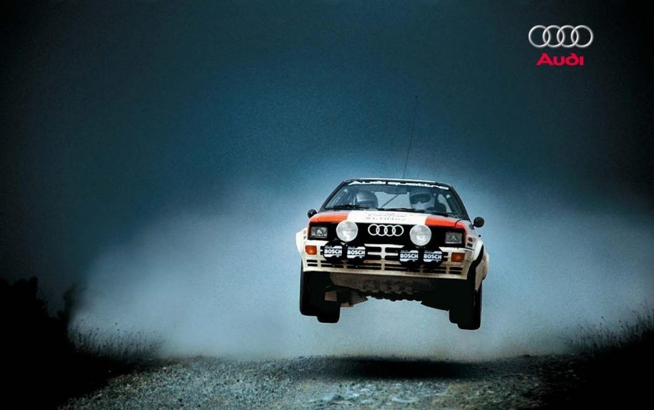 Audi Quattro Rally wallpapers Audi Quattro Rally stock photos 1280x804