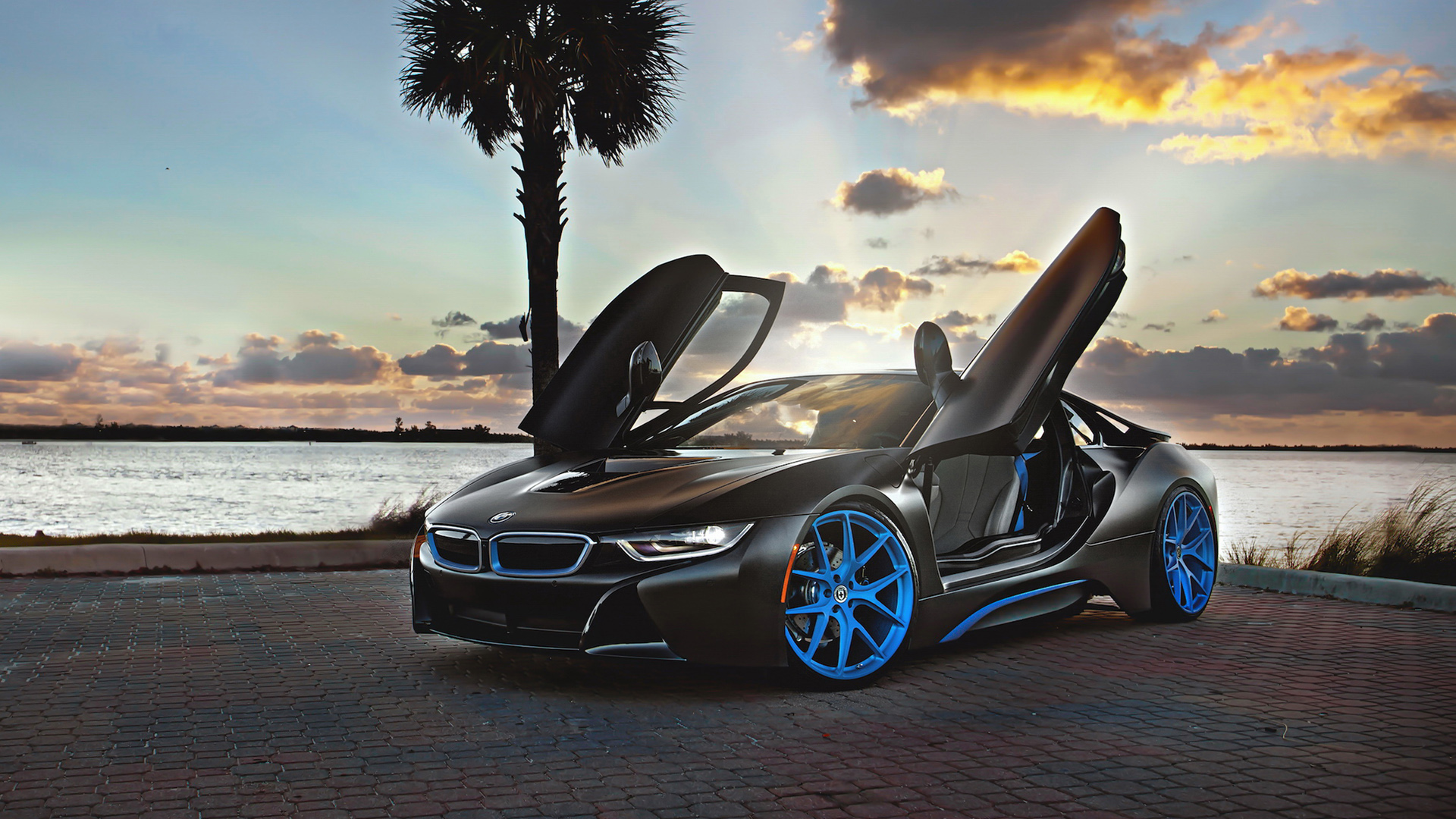 Bmw I8 2015 Hd Wallpaper Wallpapersafari