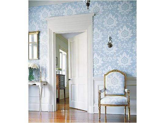 Hinson Wallpaper House Pinterest 540x402