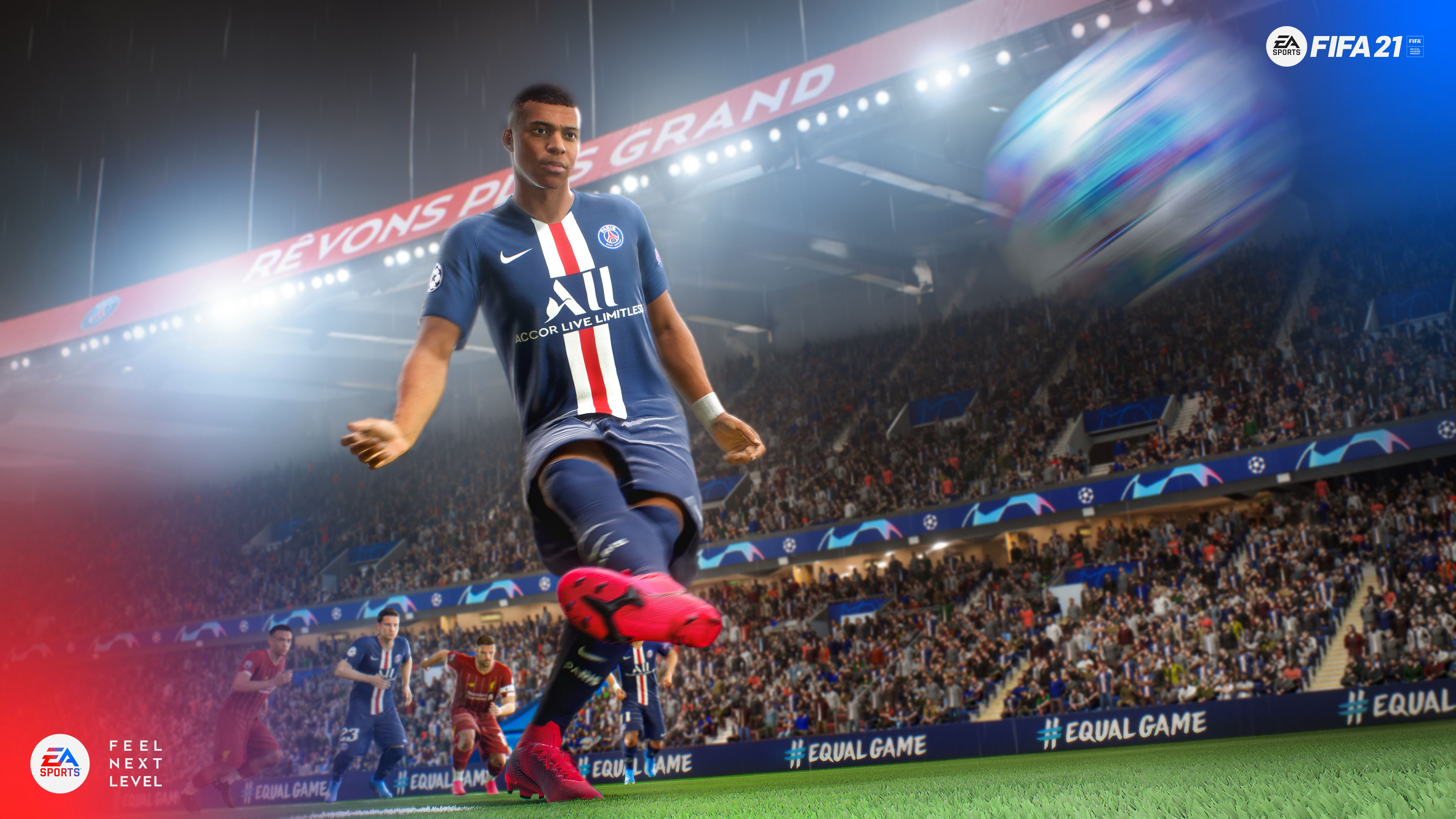 FIFA 21 Wallpapers   Top FIFA 21 Backgrounds   WallpaperAccess 3840x2160