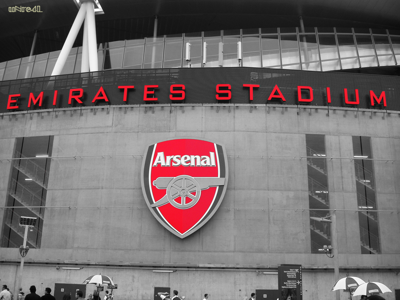 Emirates Stadium wallpaper Football Pictures and Photos 1280x960