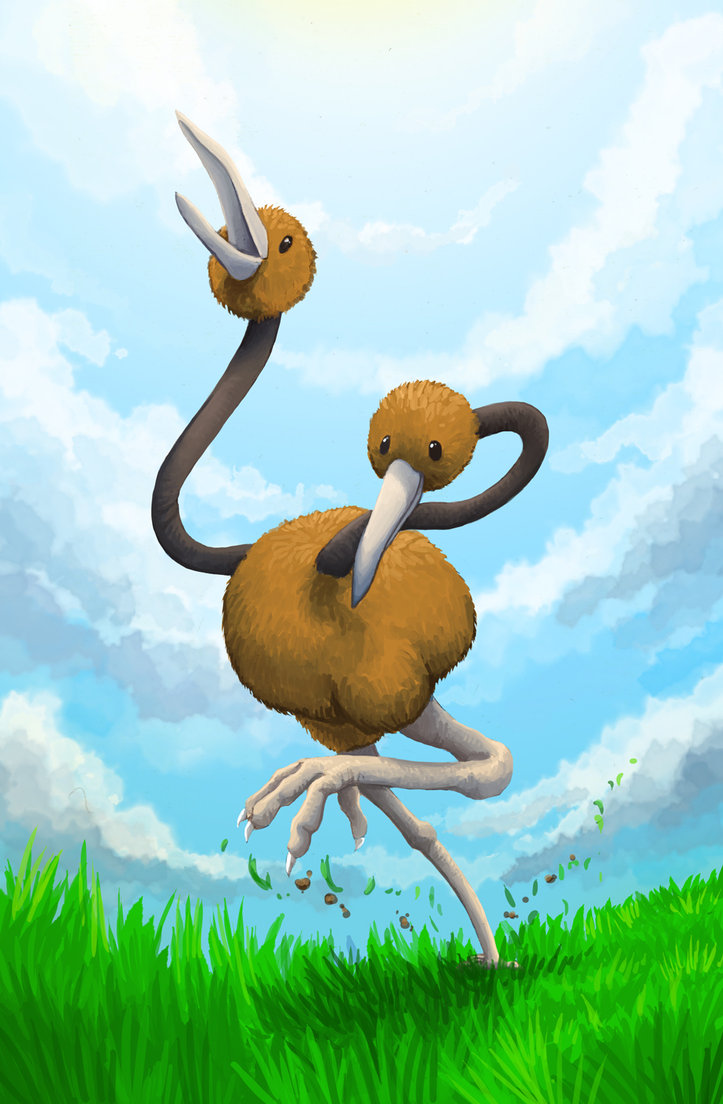 Mobile Doduo Wallpaper Full HD Pictures 723x1104