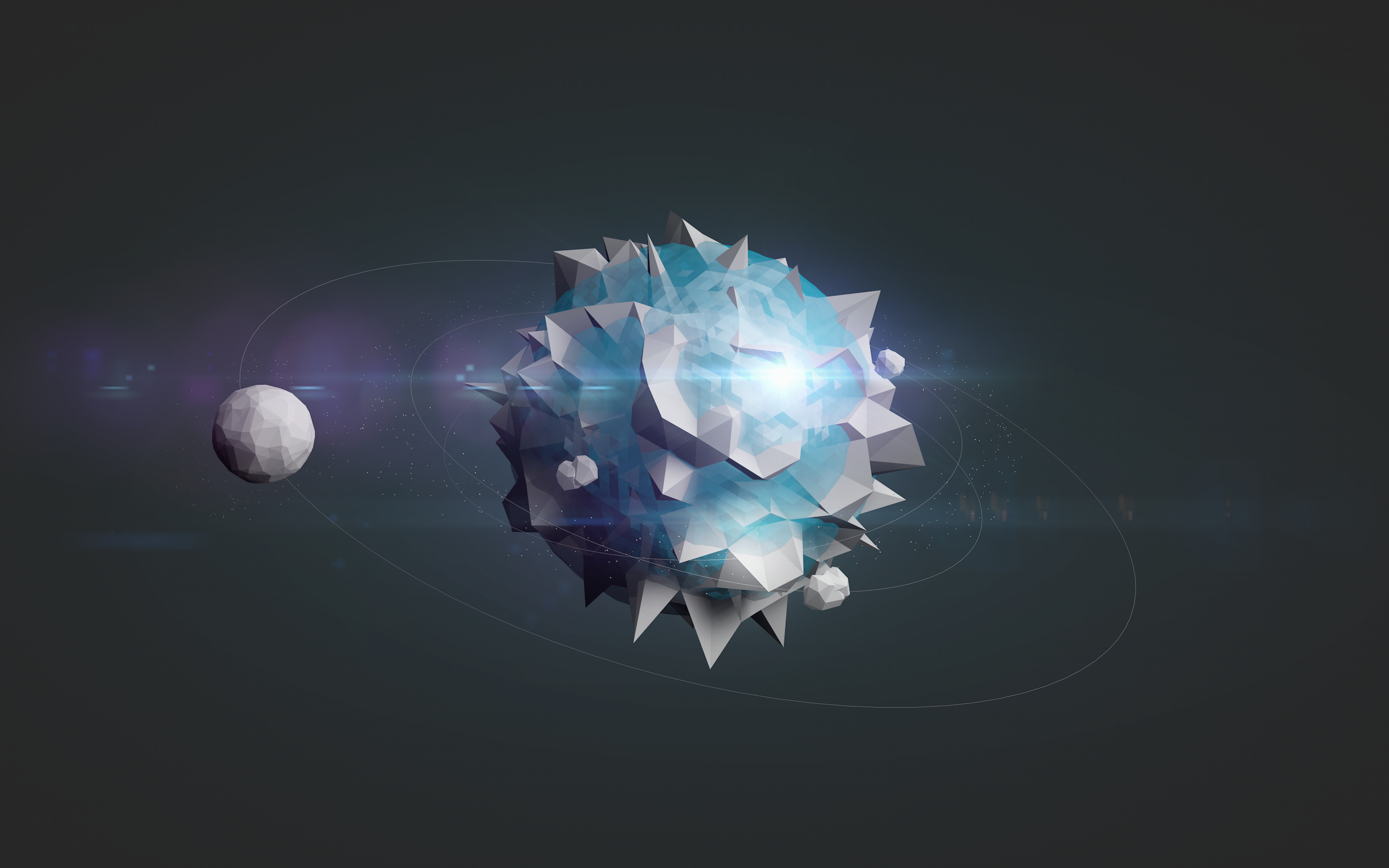 Get 20 Stellar Quad HD Low Poly Wallpapers For Android iOS and 2560x1600