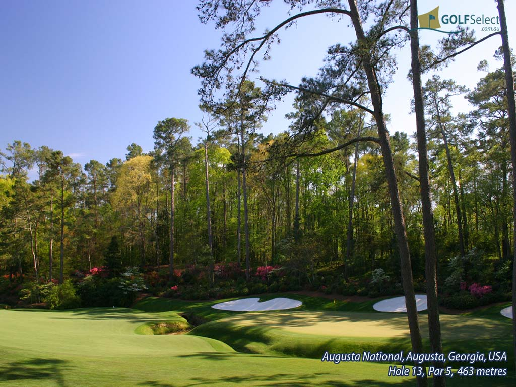 Three Holiest Golf Places In American Golf