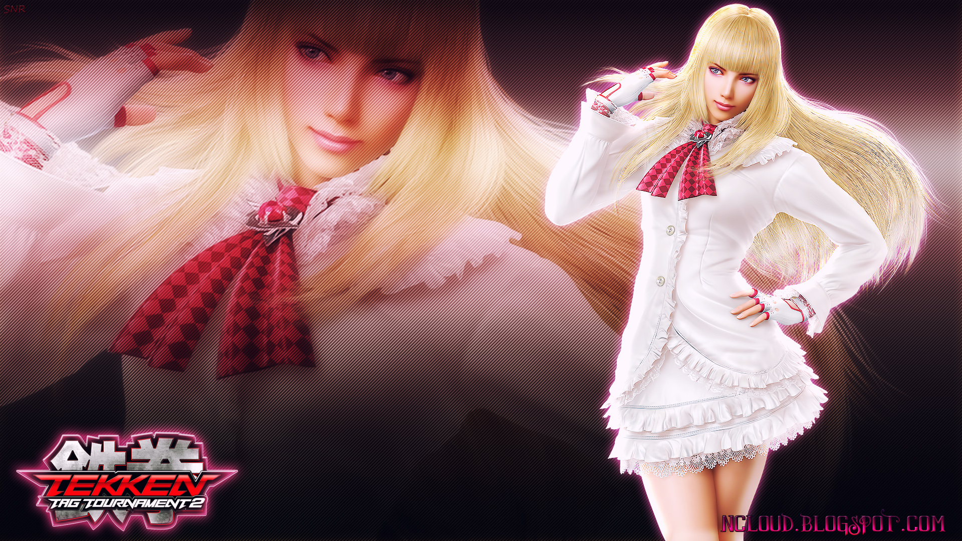 Games Movies Music Anime My Tekken Tag Tournament 2 Lili Wallpaper 1920x1080