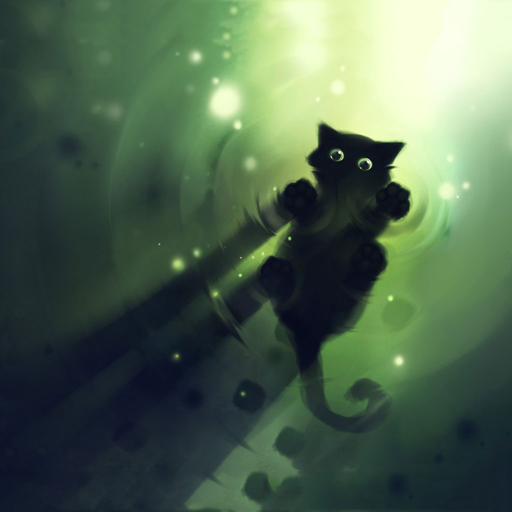 Samsung Galaxy Tab 7 Abstract Kitten wallpapers Samsung Galaxy Tab 7 1024x1024