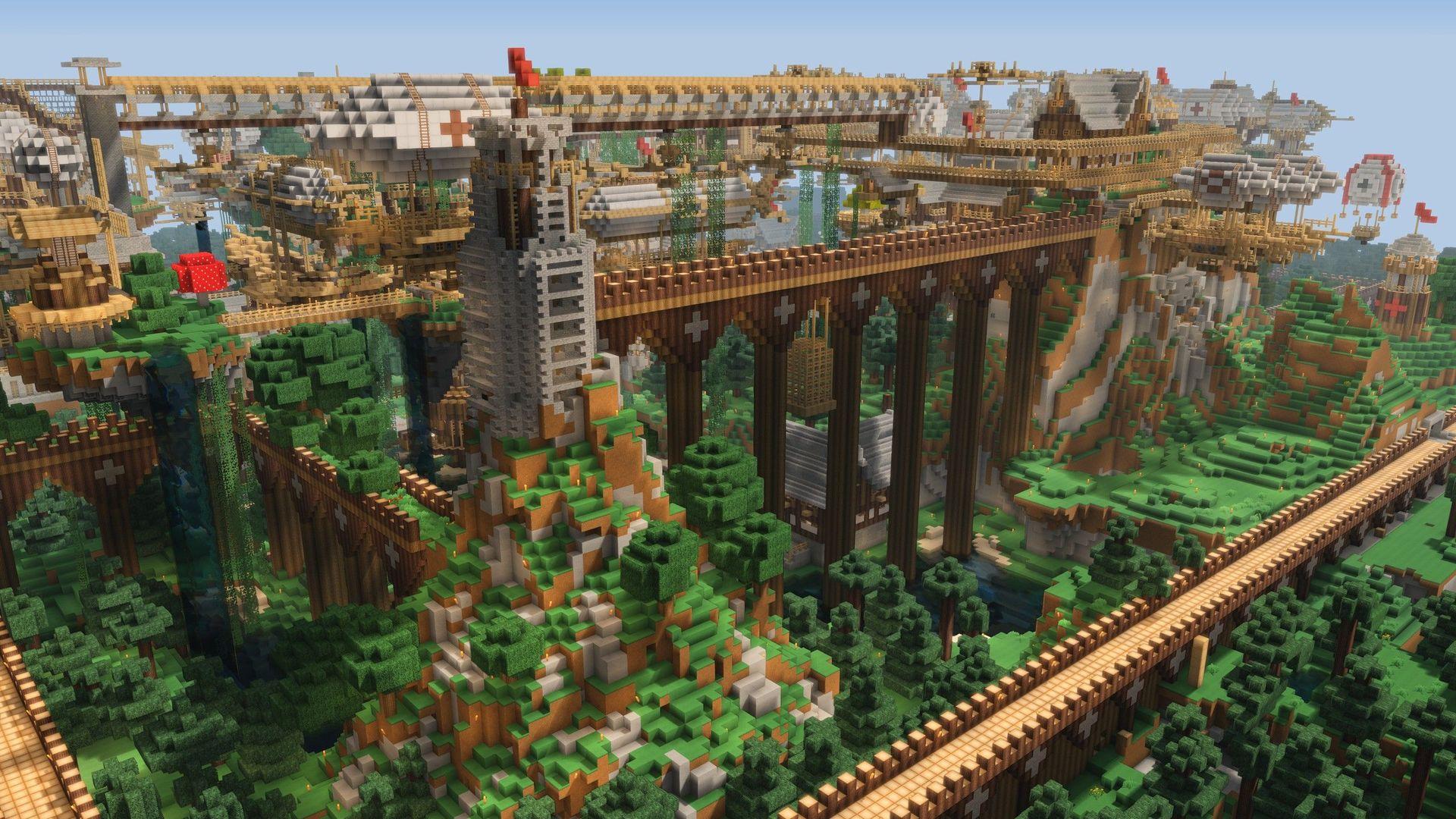 Alle Minecraft Wallpaper   Bild 13   Bilderserie   GIGA 1920x1080