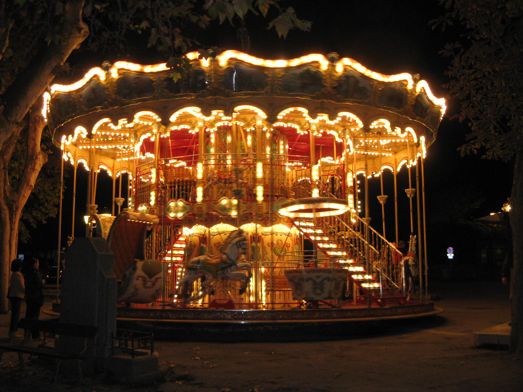 merry go round | Posted in Paris