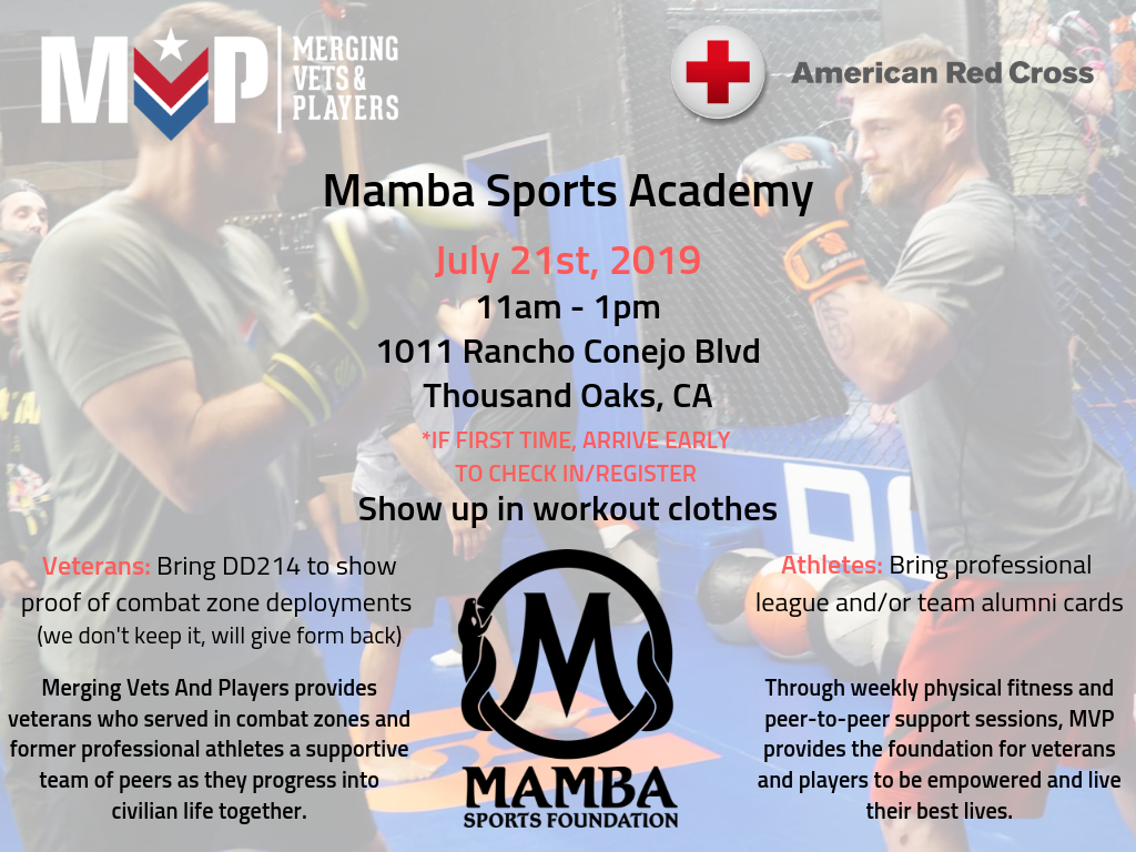 Pop Up Session at Mamba Sports Academy Merging Vets And Players 1024x768
