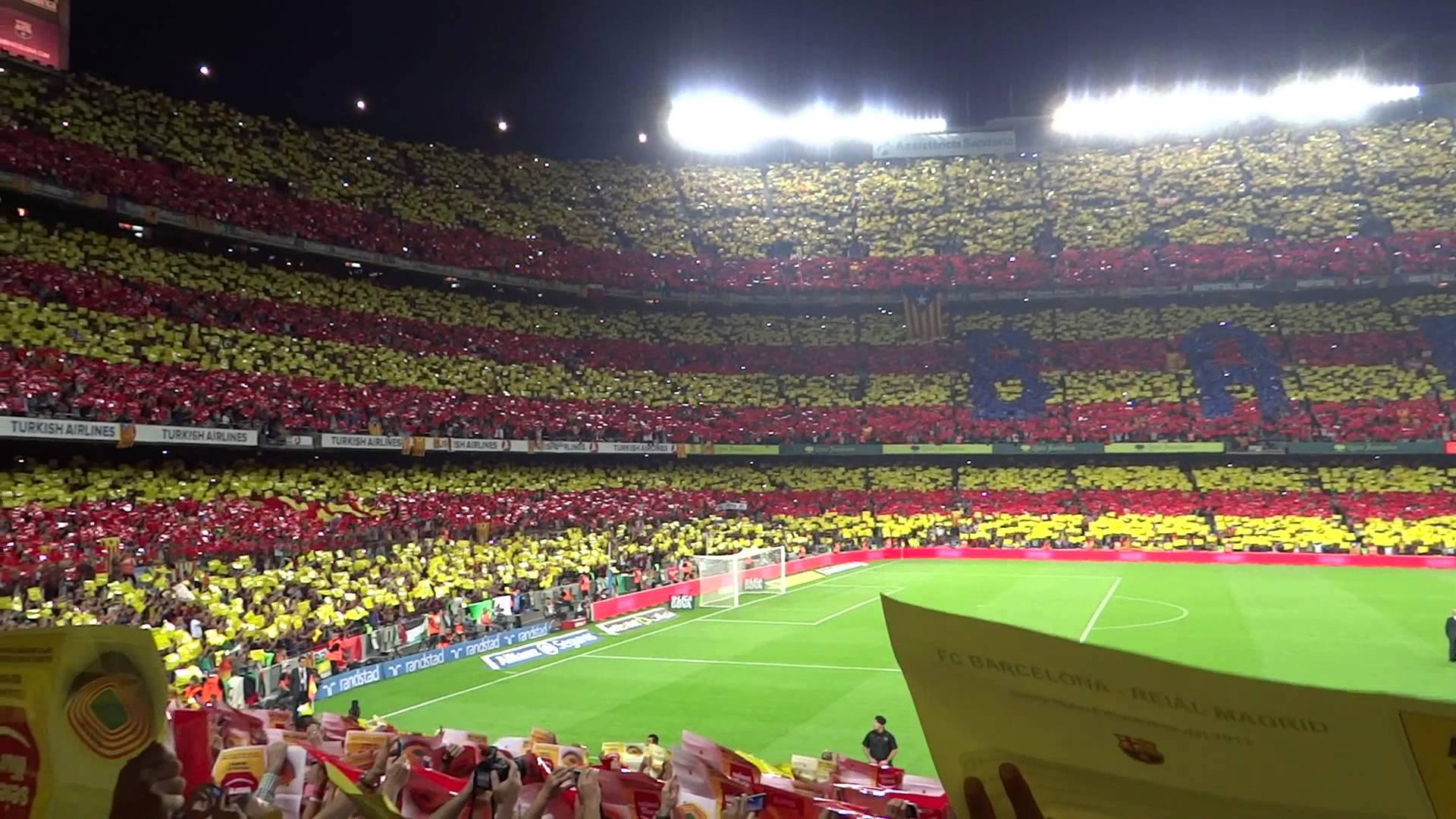 Camp Nou Wallpaper Download 1920x1080