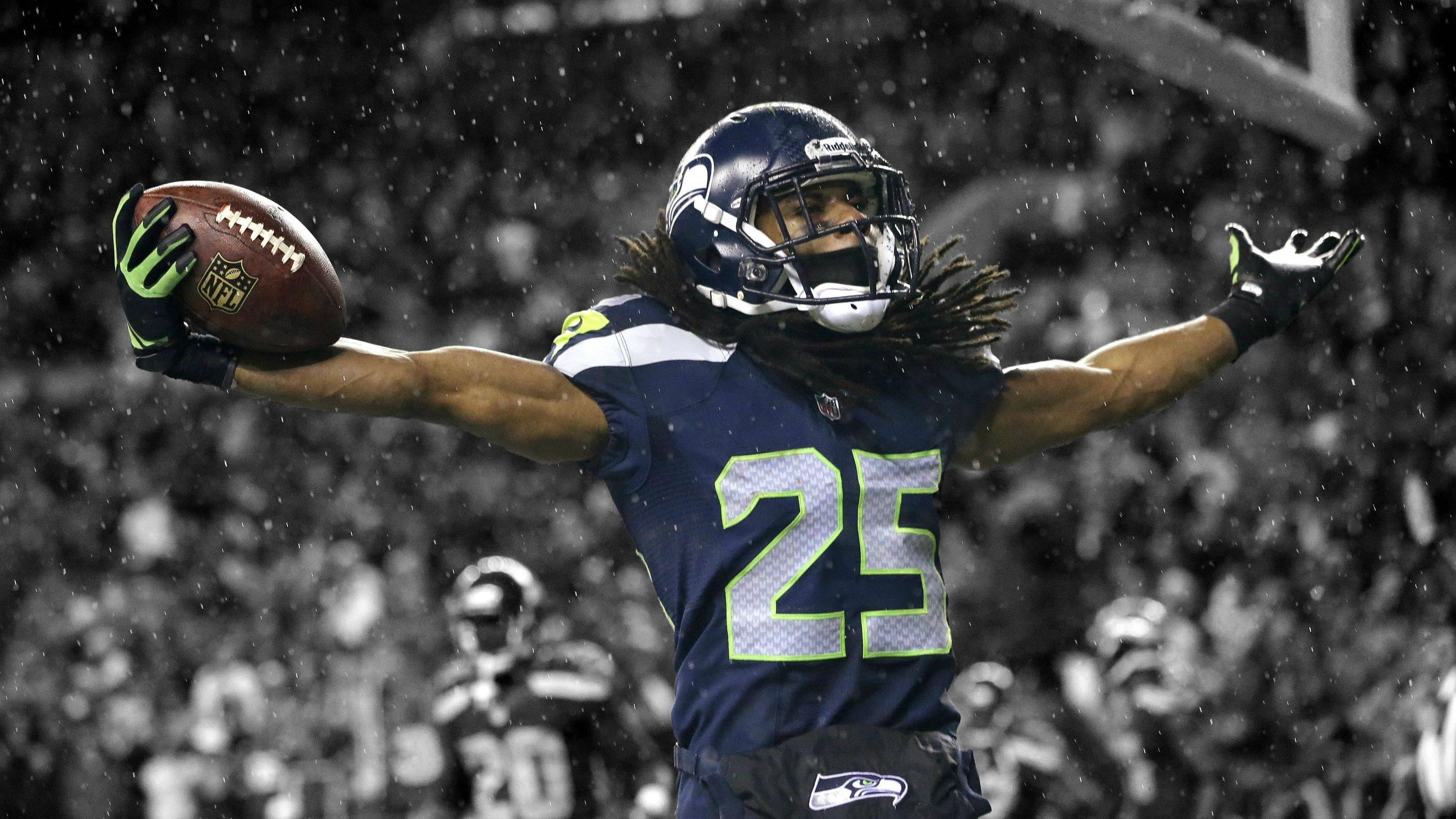 Richard Sherman Seahawks Wallpaper   NFL Photo 33152085 2816x1583