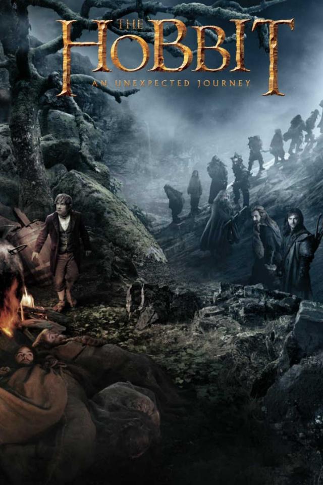 640x960 The Hobbit An Unexpected Journey Iphone 4 wallpaper 640x960
