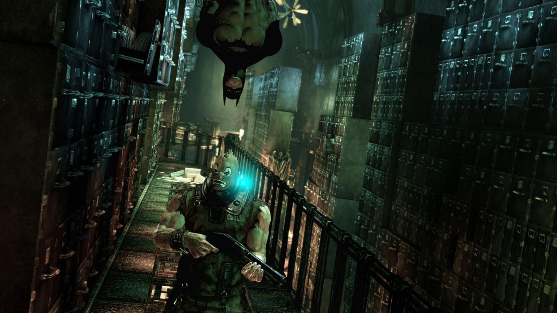 download batman arkham asylum cheats hd wallpaper Car Pictures 1920x1080