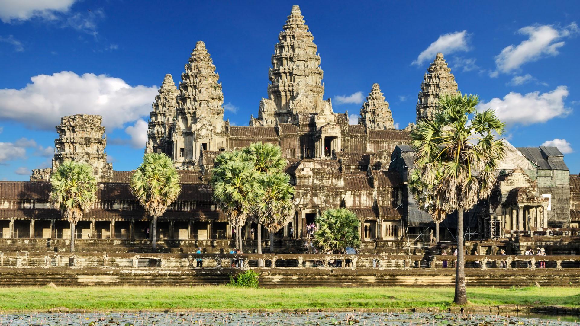 Angkor Wat Wallpaper HD 60 images 1920x1080
