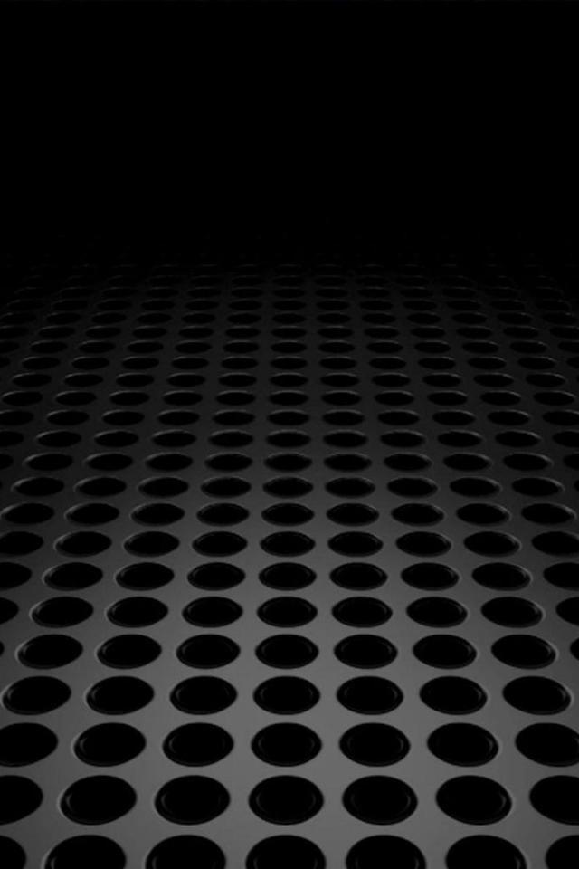 Black Mesh 640x960 3D wallpaper 240x320   360x640   640x960   iPhone 640x960