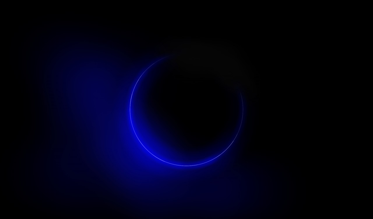 wallpaper midnight blue 1280x753