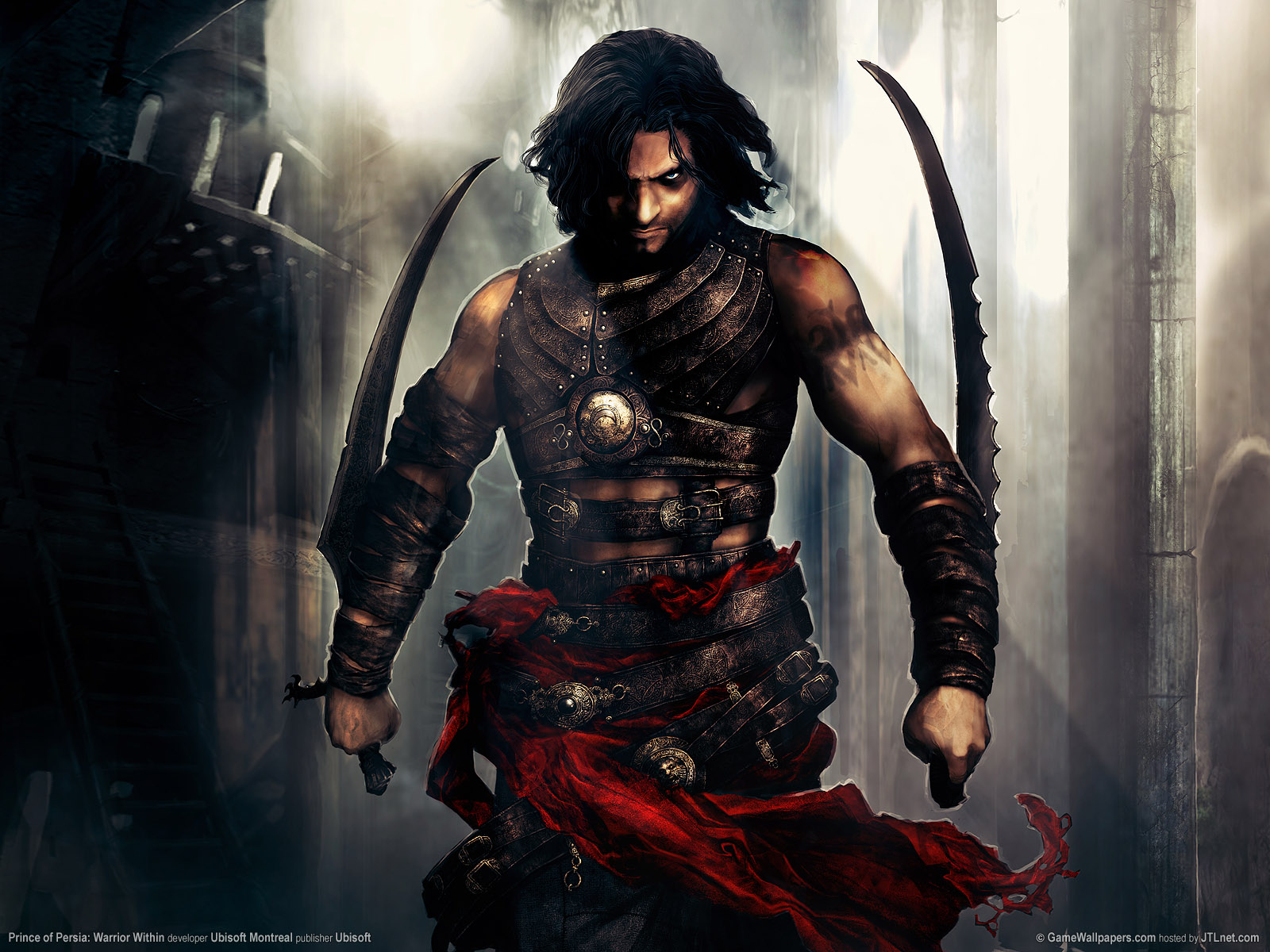 72 Prince Of Persia Warrior Within Wallpapers On Wallpapersafari