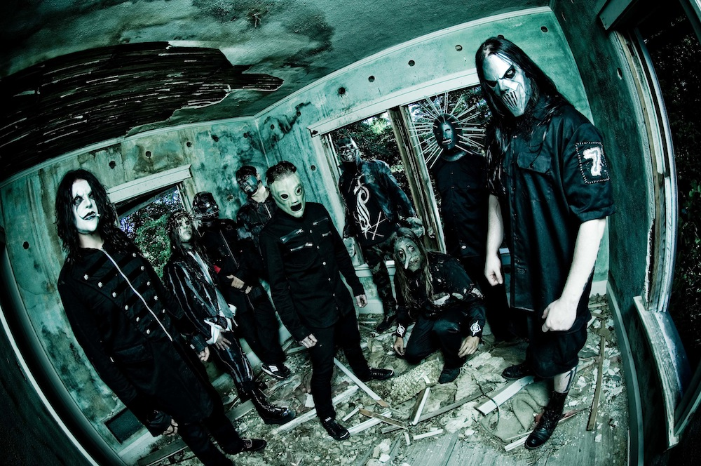 Slipknot Wallpapers and Images 2014 1000x664