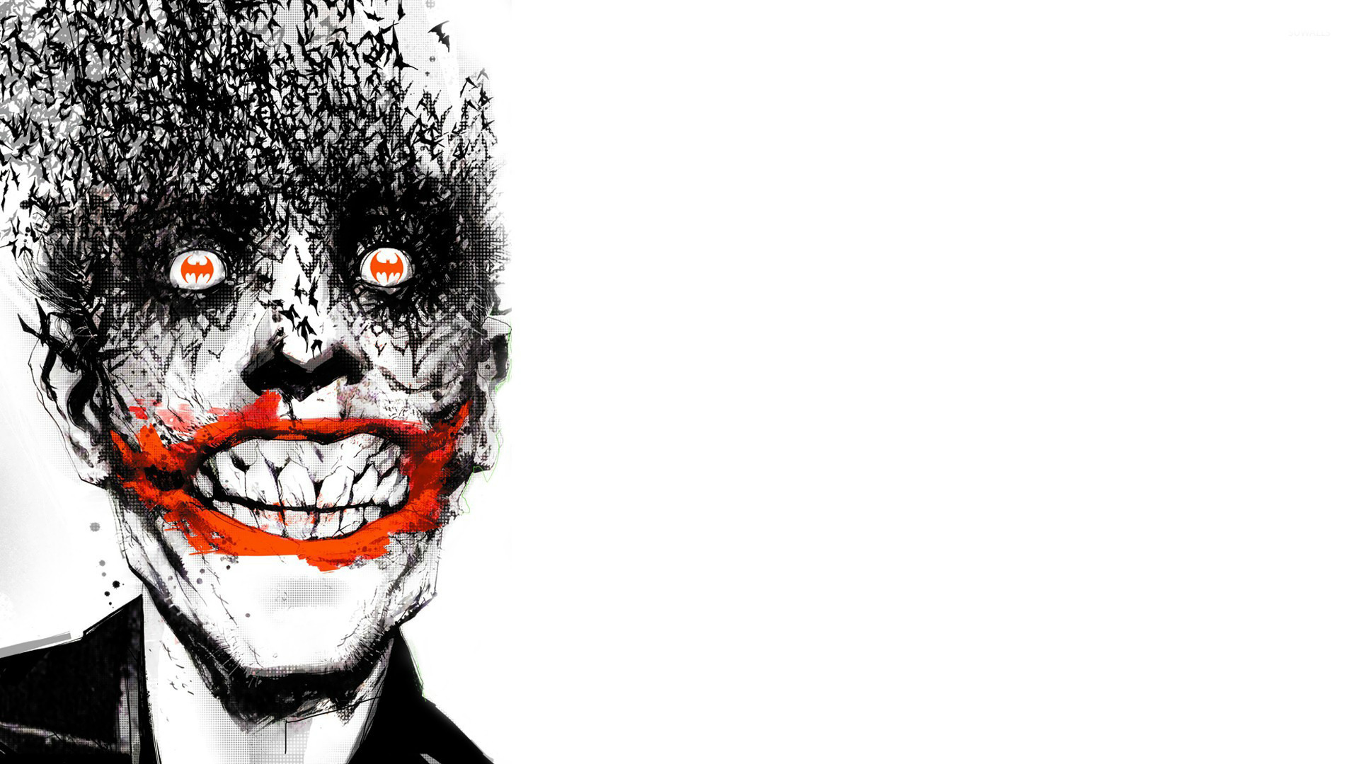 Batface Joker wallpaper   Comic wallpapers   16139 1366x768