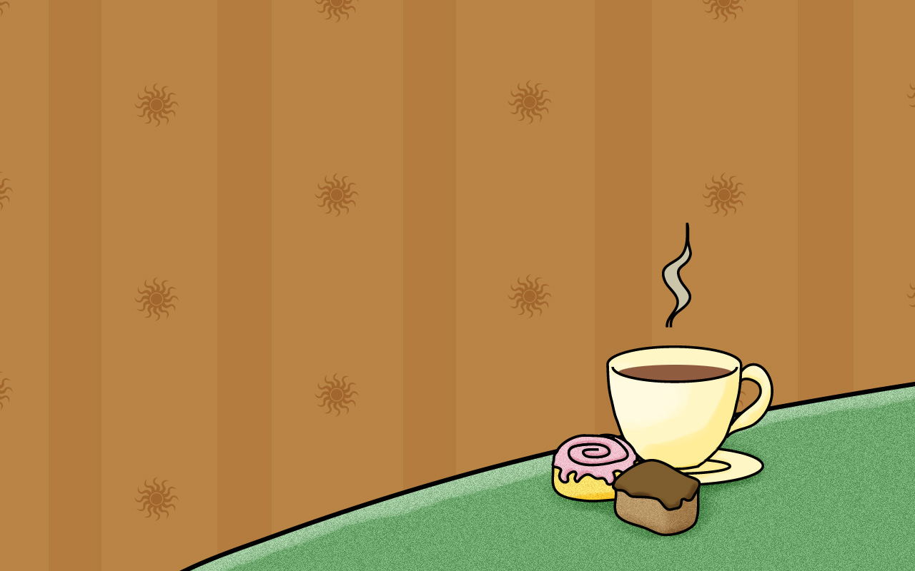 1280x800 Cup of coffee desktop PC and Mac wallpaper