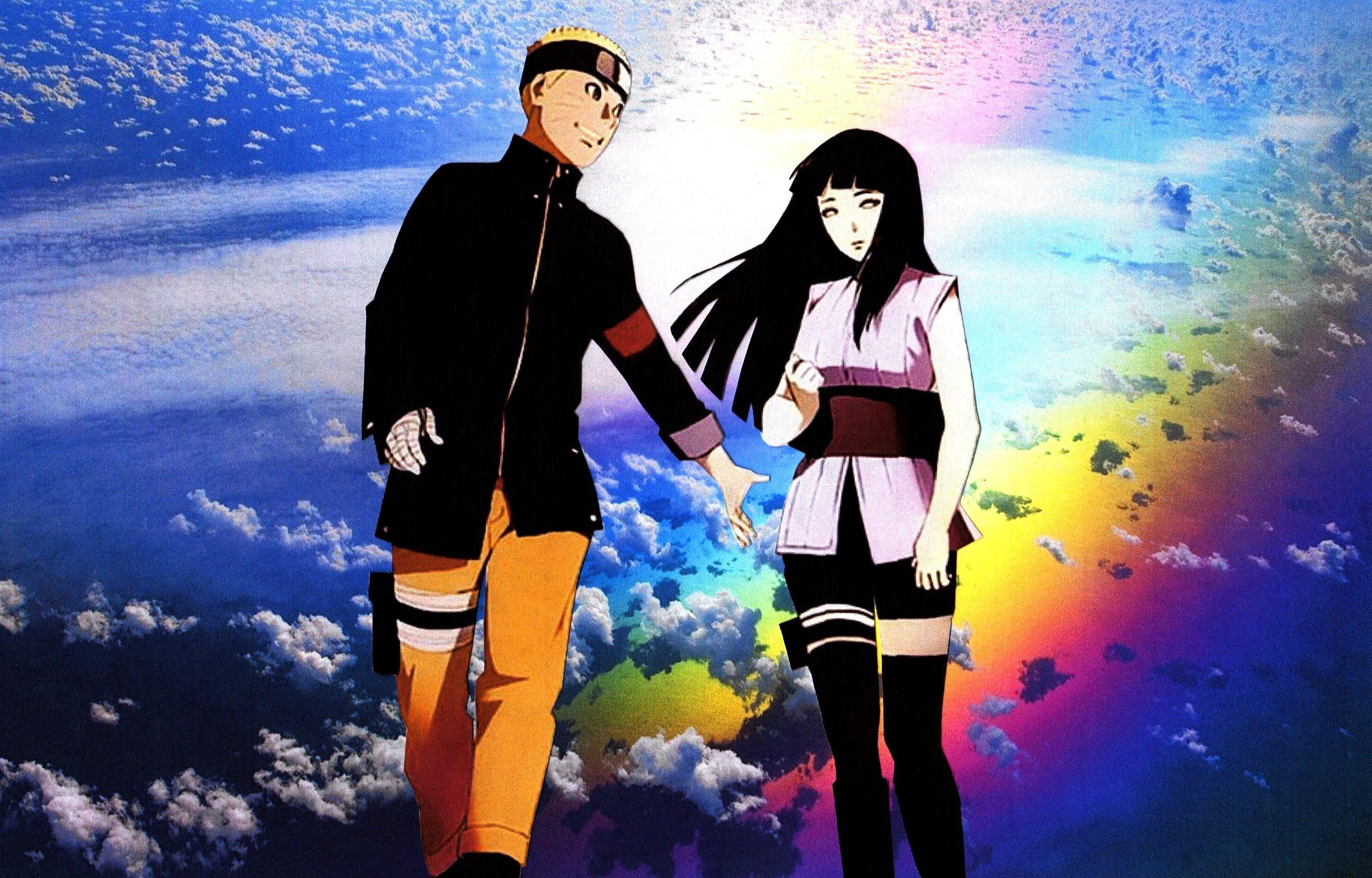 Naruto And Hinata Wallpaper - WallpaperSafari
