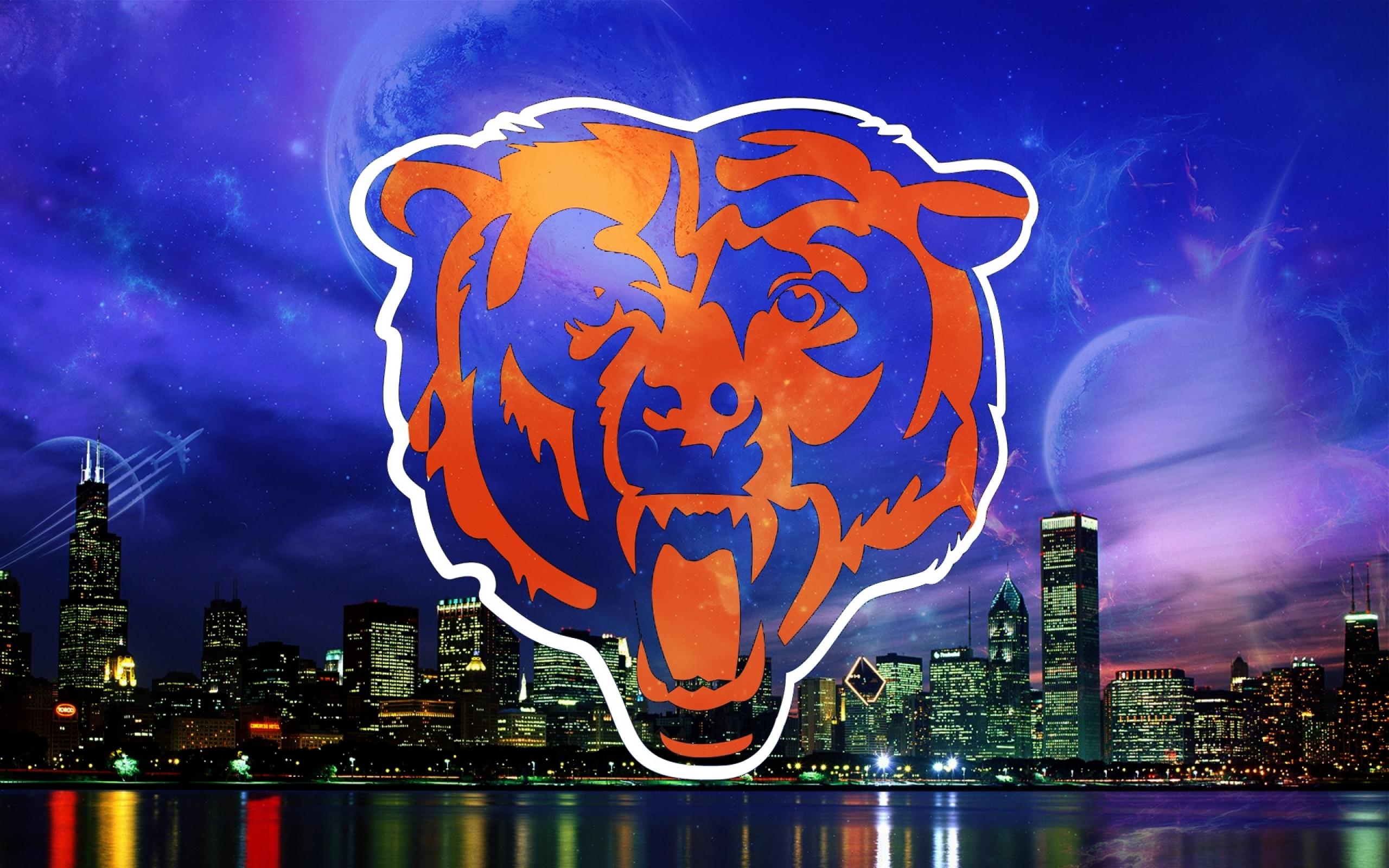 bears chicago bears lakes 1920x1200 wallpaper Wallpaper 2560x1600