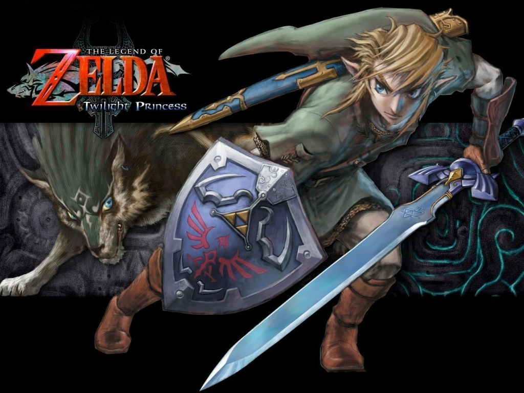 Legend of Zelda Wallpaper   The Legend of Zelda Wallpaper 4012532 1024x768